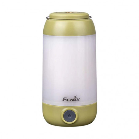 Fenix CL26R Alto Rendimiento Portátil verde – Lámpara de camping