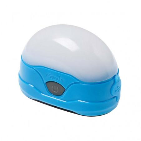 Fenix CL20R Recargable de Bolsillo azul – Lámpara de camping
