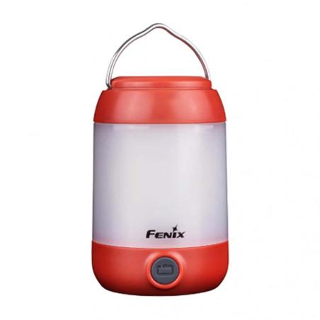 Fenix CL23 Compacta Portátil verde – Lámpara de camping