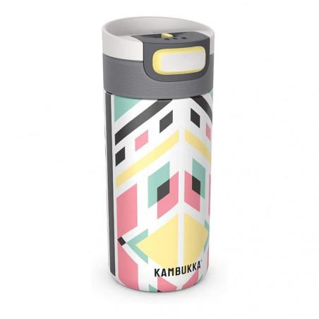 Kambukka Etna 500 ml Tribal Shibori – Botella termo té y café