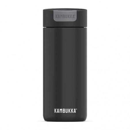 Kambukka Olympus 500 ml Darkness – Botella termo té y café