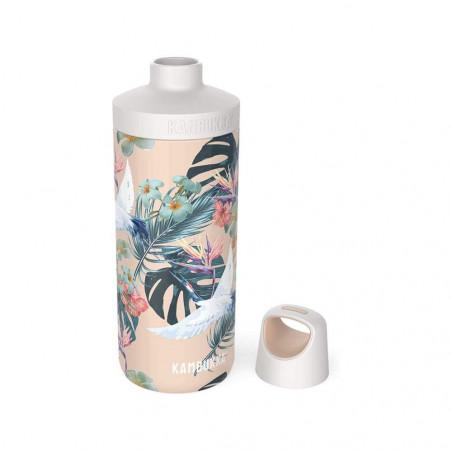 Kambukka Reno Insulated 500 ml Paradise Flower - Botella cantimplora