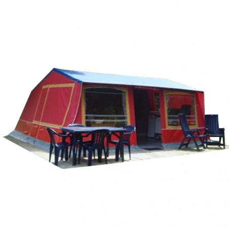Tienda de campaña chalet Ticamo TOSSA