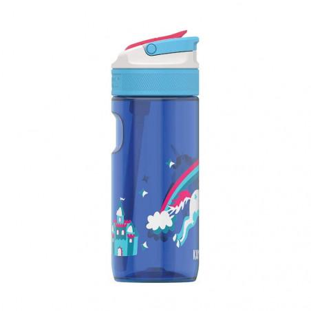 Kambukka Lagoon 500 ml Rainbow Unicorn - Botella cantimplora