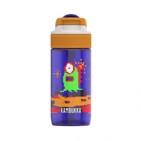Kambukka Lagoon 400 ml Alien Arcade - Botella cantimplora