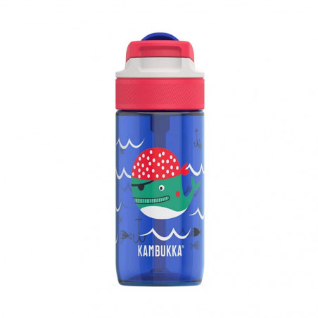 Kambukka Lagoon 400 ml Captain Whale - Botella cantimplora