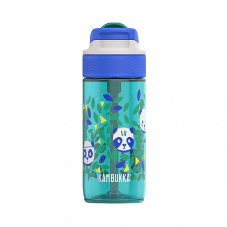 Kambukka Lagoon 400 ml Chief Panda - Botella cantimplora