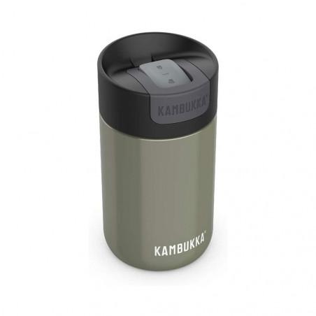 Kambukka Olympus 300 ml Champaign – Botella termo té y café