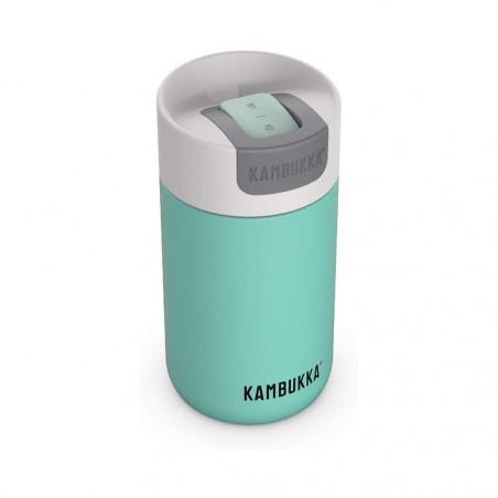 Kambukka Olympus 300 ml Cool Mint – Botella termo té y café