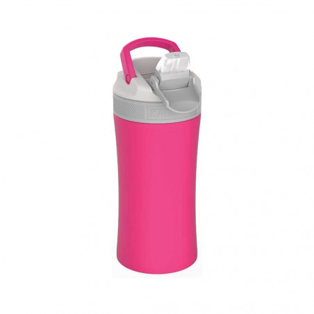 Kambukka Lagoon Insulated 400 ml Hot Pink - Botella cantimplora
