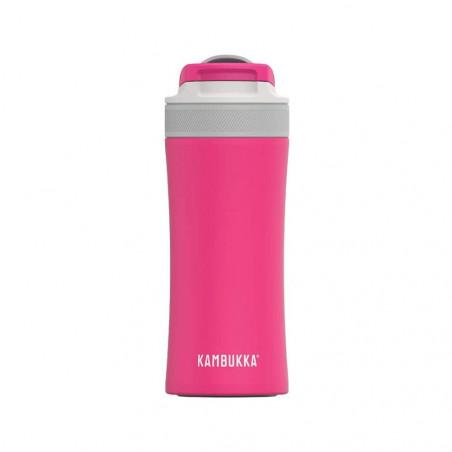 Kambukka Lagoon Insulated 400 ml Hot Pink - Botella cantimplora