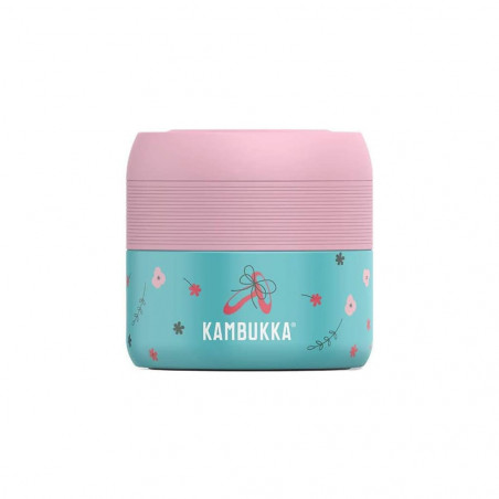 Kambukka Bora 400 ml Prima Ballerina - Fiambrera térmica tupper