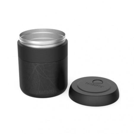 Kambukka Bora 600 ml 100% Hasselt - Fiambrera térmica tupper