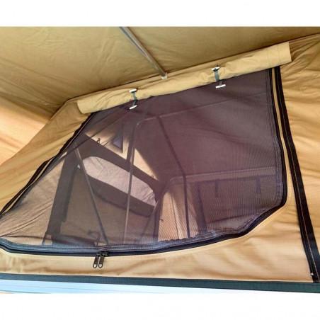 Domin Go! Camper DMG 310 + Avance beige - Tienda de techo para coche