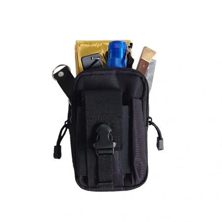 Locust Survival Kit - Kit supervivencia completo con Alicates multiusos