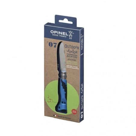Opinel Nº7 Azul – Navajas para niños Opinel Junior