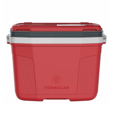 Termolar Box SUV 32L roja - Nevera rígida portátil