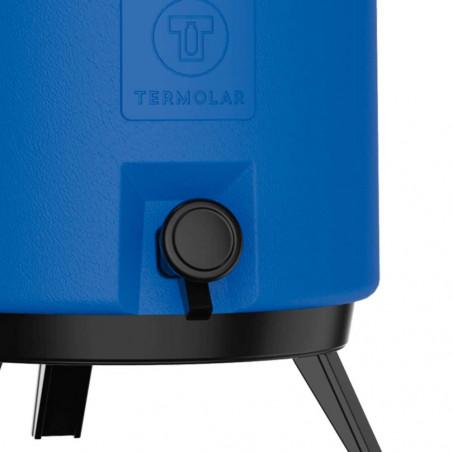 Termolar Maxitermo 8L azul - Bidón termo grande grifo