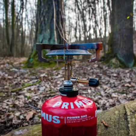 Primus Mimer Stove Duo - Hornillo de gas sin piezo