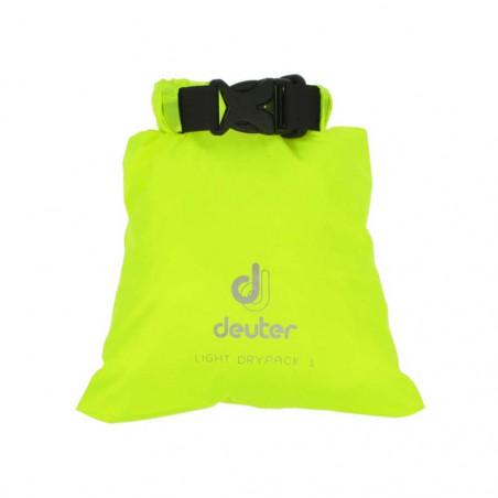 Bolsa estanca Deuter LIGHT DRYPACK 1 - neon