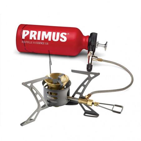 Primus Omnilite Ti + Fuel Bottle 0,35 L - Hornillo de gas