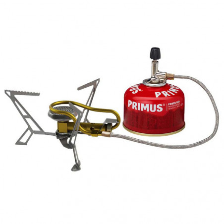 Primus Express Spider II - Hornillo de gas sin piezo