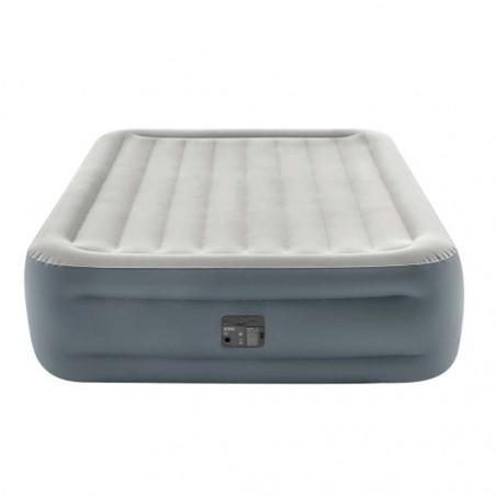 Intex Fibertech Essential Rest 152 x 203 cm - Colchón eléctrico doble