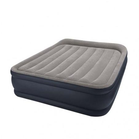 Intex Fibertech Deluxe Pillow 152 x 203 cm - Colchón eléctrico doble