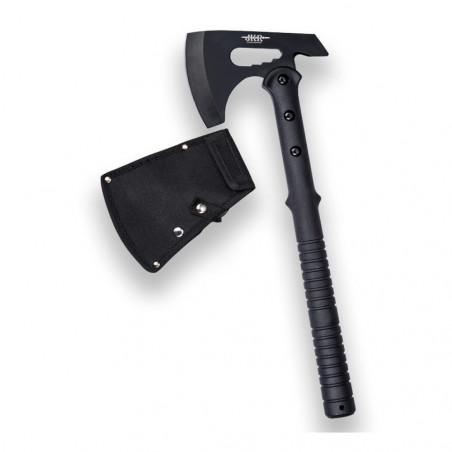 JKR Hacha puño de fibra y nylon 40 cm - Hacha bushcraft
