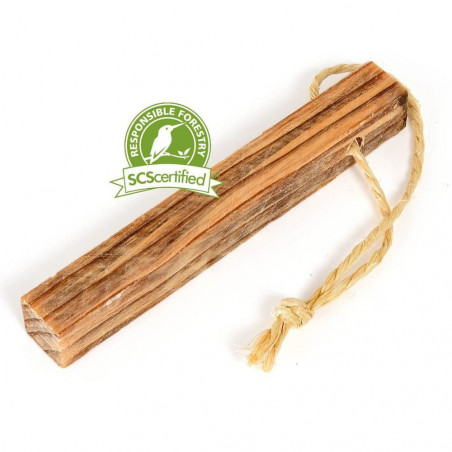 Light my Fire Tinder-on-a-Rope, 50g bulk - Bastón de TEA (resina de pino)