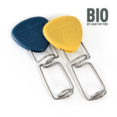 Light my Fire Grandpa FireFork BIO - Pack Pinchos BBQ