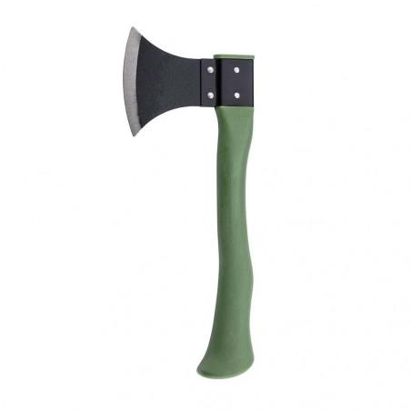 Mil-tec Hacha Polipropileno verde - Hacha bushcraft
