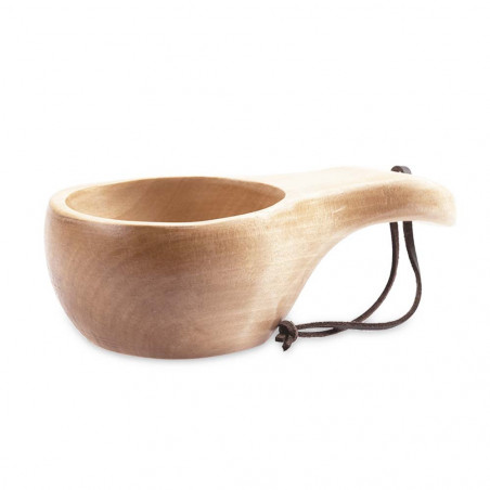 North Star Straight Kuksa 260 ml - Taza madera bushcraft