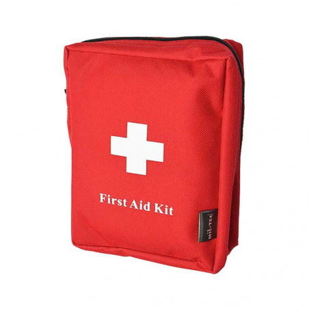 Mil-Tec First Aid Kit - Botiquín Primeros Auxilios
