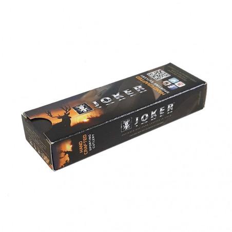 Joker Ferrocerio Olivo - Ferrocerio artesanal + rascador