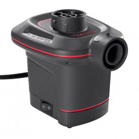 Intex Hinchador eléctrico para coche Quick-Fill con 3 boquillas
