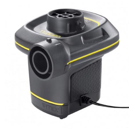 Intex Hinchador eléctrico Quick-Fill con adaptador de coche