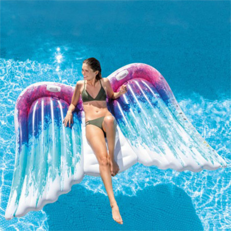 Intex Colchoneta hinchable Alas de ángel