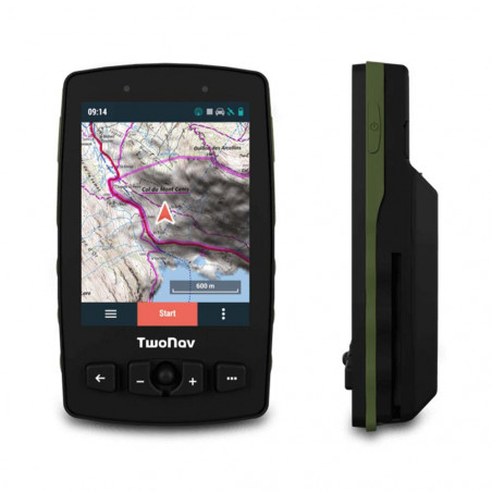 TwoNav Aventura 2 Motor - GPS coche, 4X4, quad o moto