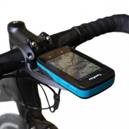 TwoNav Soporte QuickLock frontal nivelado bici (31,8 mm)