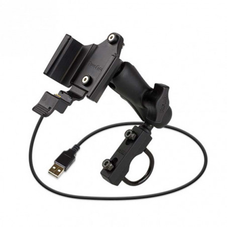 TwoNav Soporte RAM manillar moto / quad Aventura Motor - Soporte GPS