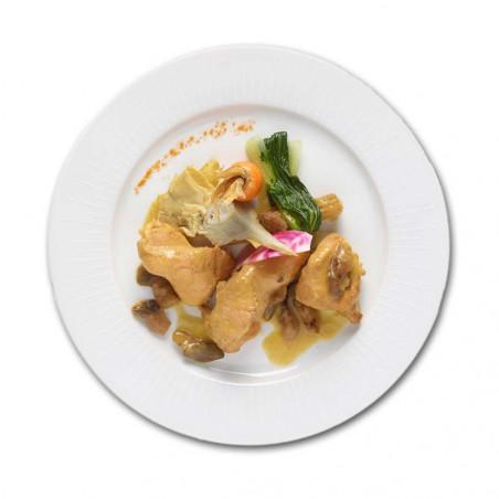 Le Bon Bag - Filete de Pollo al Curry y Leche de Coco - Comida Esterilizada 250 g