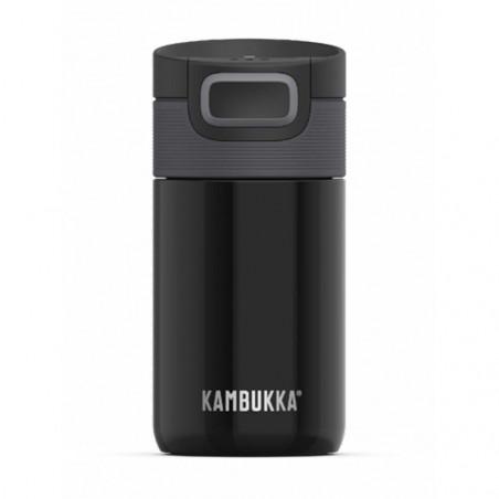 Kambukka Etna 300 ml Pitch Black – Botella termo
