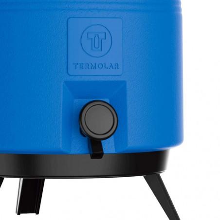 Termolar Maxitermo 6L azul - Bidón termo grande grifo