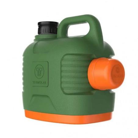 Termolar Supertermo 5L verde - Bidón garrafa termo grande
