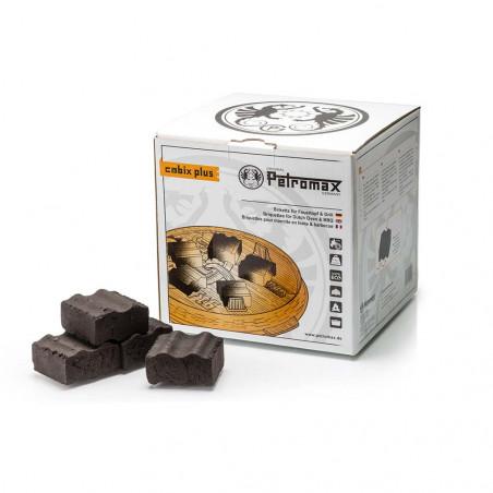 Petromax Cabix Plus - Briquetas para horno holandés y BBQ