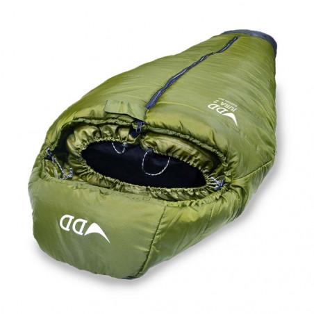 DD Hammocks Jura 2 Regular - Saco de dormir momia para hamaca