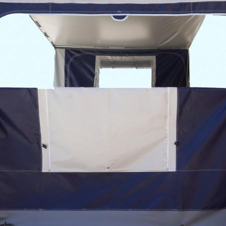 Doble avancé con paredes para caravana TOLDO CON PAREDES LIBERTY