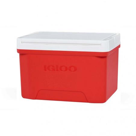 Igloo Coolers LAGUNA 9 roja - Mini Nevera rígida