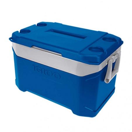 Igloo Coolers LATITUDE 50 azul - Nevera rígida portátil